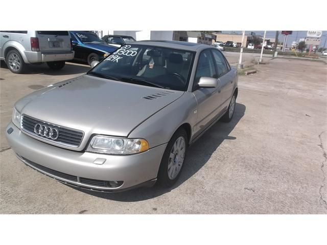 2000 Audi A4 1.8T
