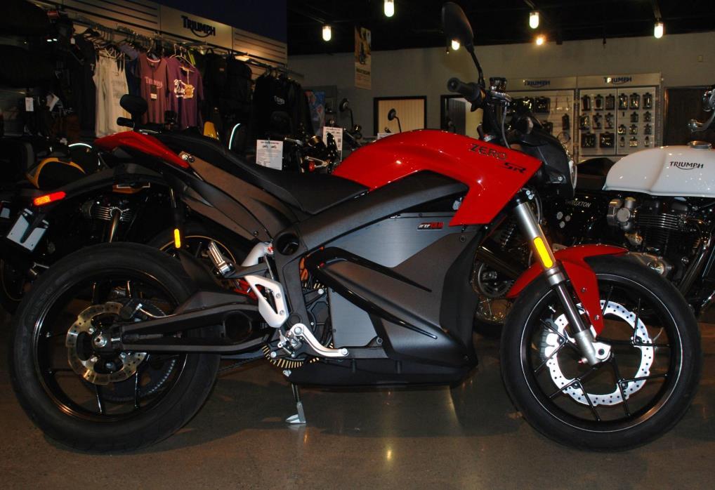 2017  Zero Motorcycles  SR ZF13.0