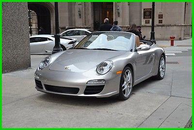 2011 Porsche 911 Porsche 911 Carrera Cabriolet 2011 Carrera Used 3.6L H6 24V Automatic RWD Convertible Premium