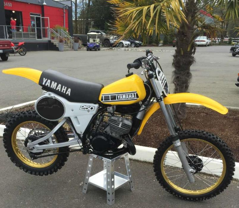 1981 yamaha yz motorcycles for sale for Yamaha mx 80 for sale