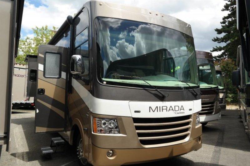 2016 Coachmen Mirada 31FW
