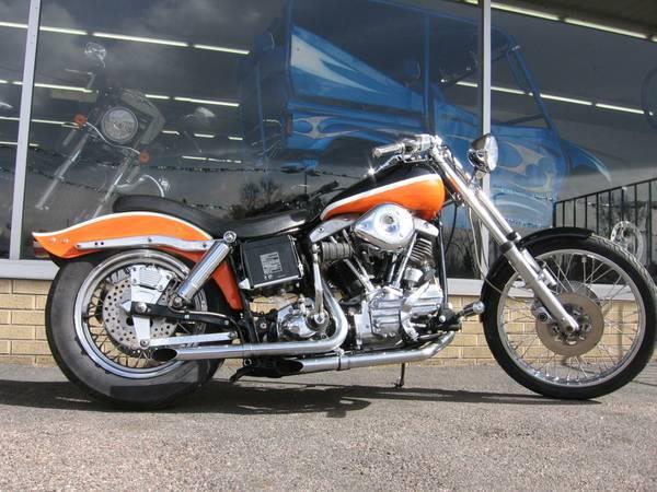 Harley Davidson Shovelhead motorcycles for sale in Colorado