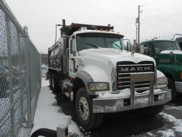 2008 Mack Granite Gu713 Dump Truck