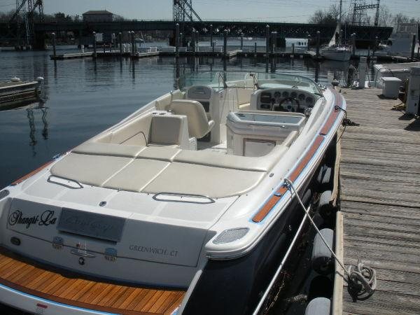 2005 Chris Craft1 Launch