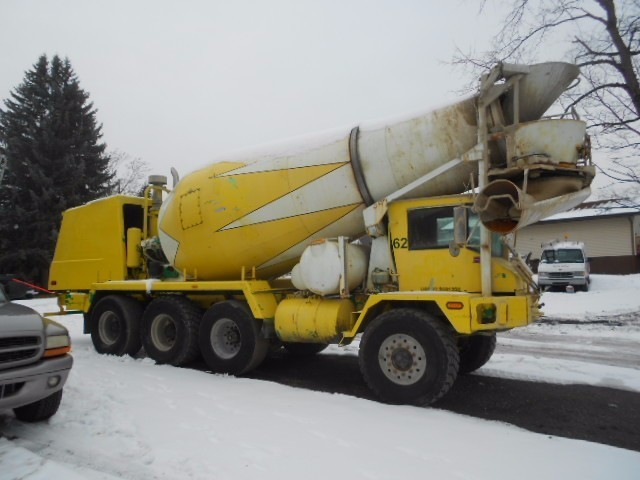 Mixer Truck For Sale In Texas