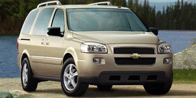 2006 chevrolet uplander lt cars for sale. Black Bedroom Furniture Sets. Home Design Ideas