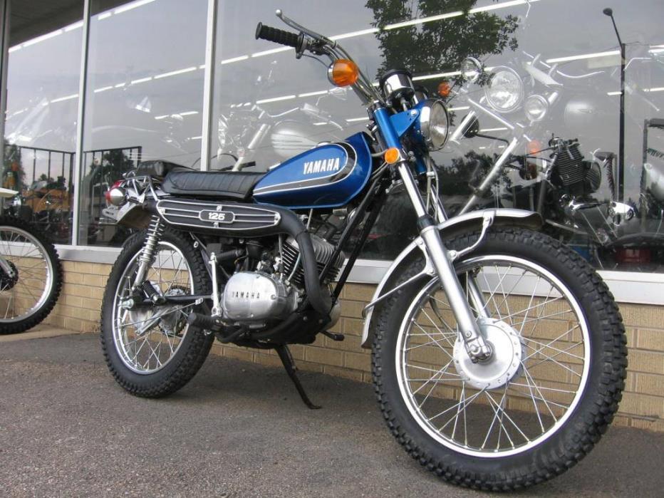 1973  Yamaha  AT3 125 Trail