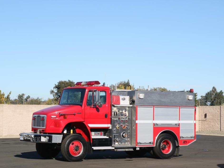 2003 Freightliner Fl80  Fire Truck
