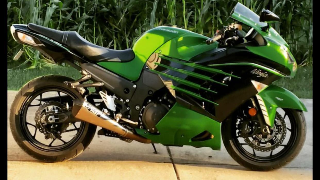 Kawasaki Motorcycles New York