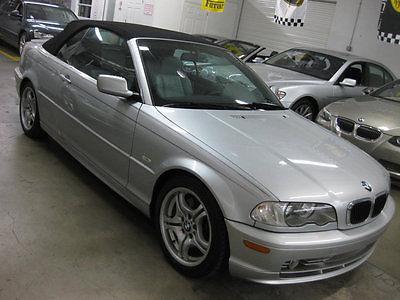 2001 BMW 3-Series 330Ci M PKG SPORT CONVERTIBLE FLORIDA NON SMOKER GARAGE KEPT 330 OVER 90 PICTURES