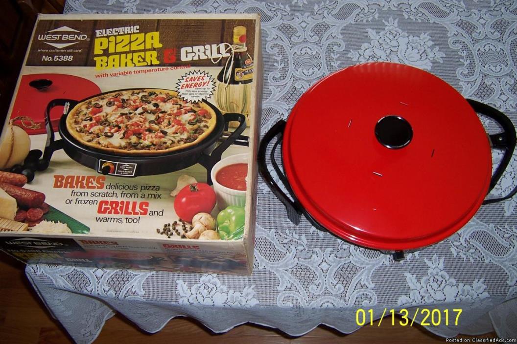 Pizza Baker& Grill