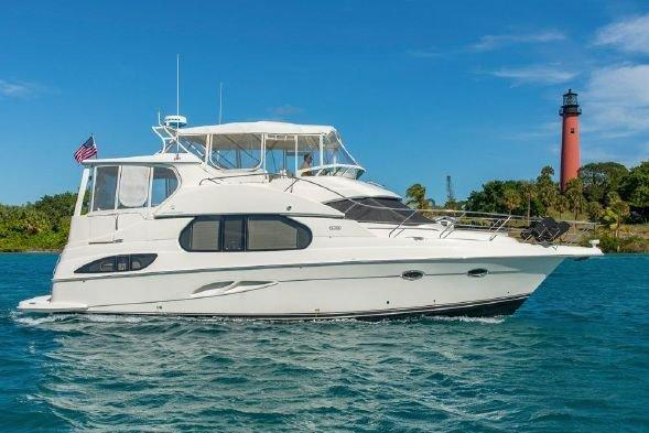 Silverton 43 Motor Yacht Vehicles For Sale