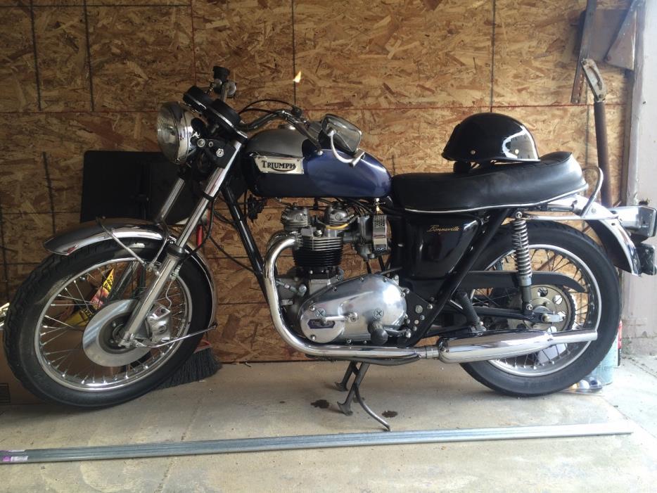 triumph bonneville 1976 motorcycles for sale. Black Bedroom Furniture Sets. Home Design Ideas