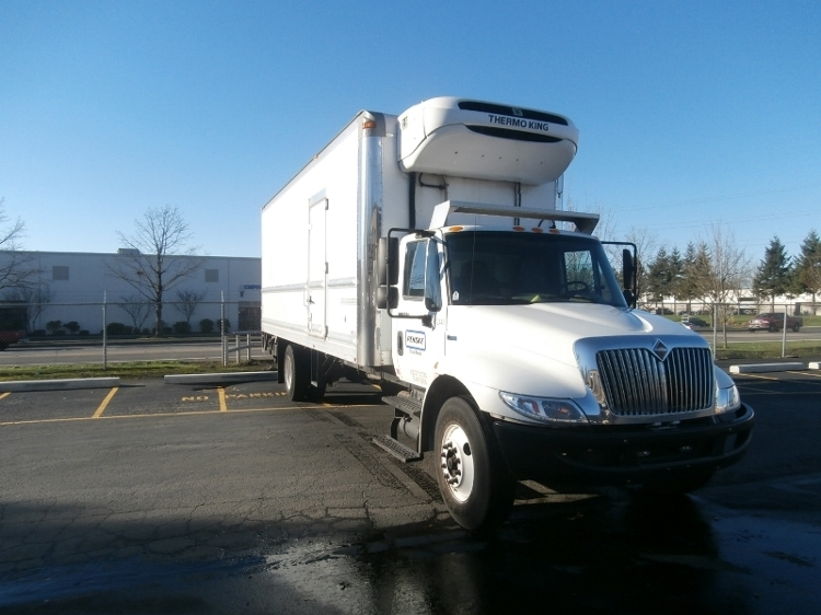 2012 International Durastar 4300 Refrigerated Truck