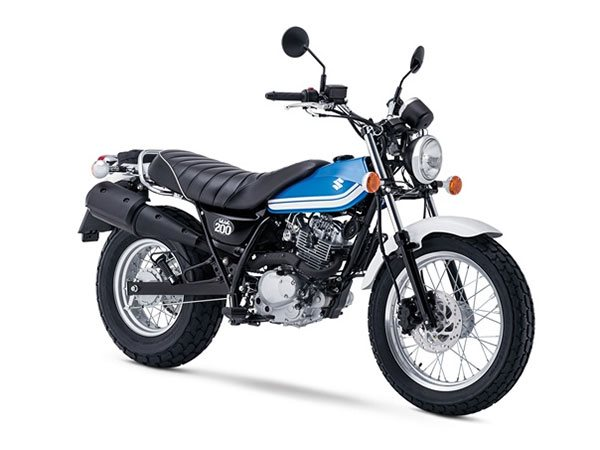 2017  Suzuki Motor of America Inc.  VanVan 200