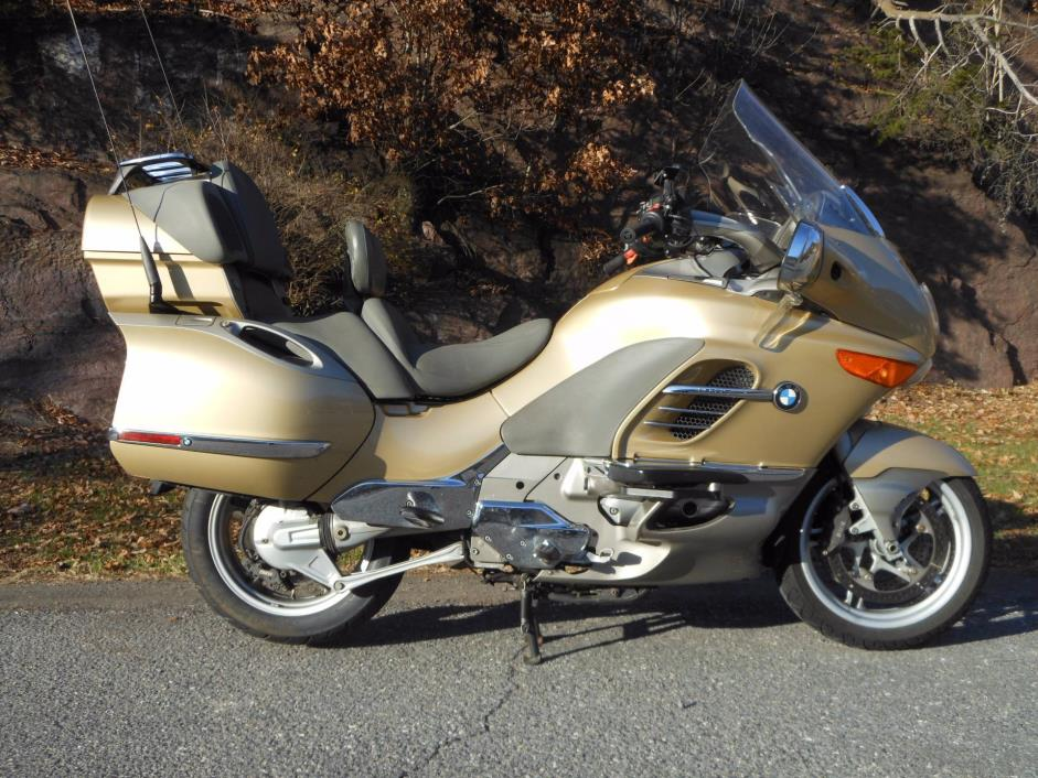 Bmw K1200lt motorcycles for sale in Pennsylvania