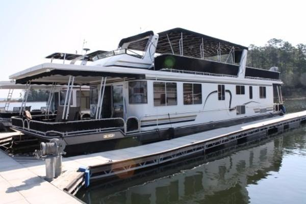 Stardust 16x68 Houseboat Boats For Sale