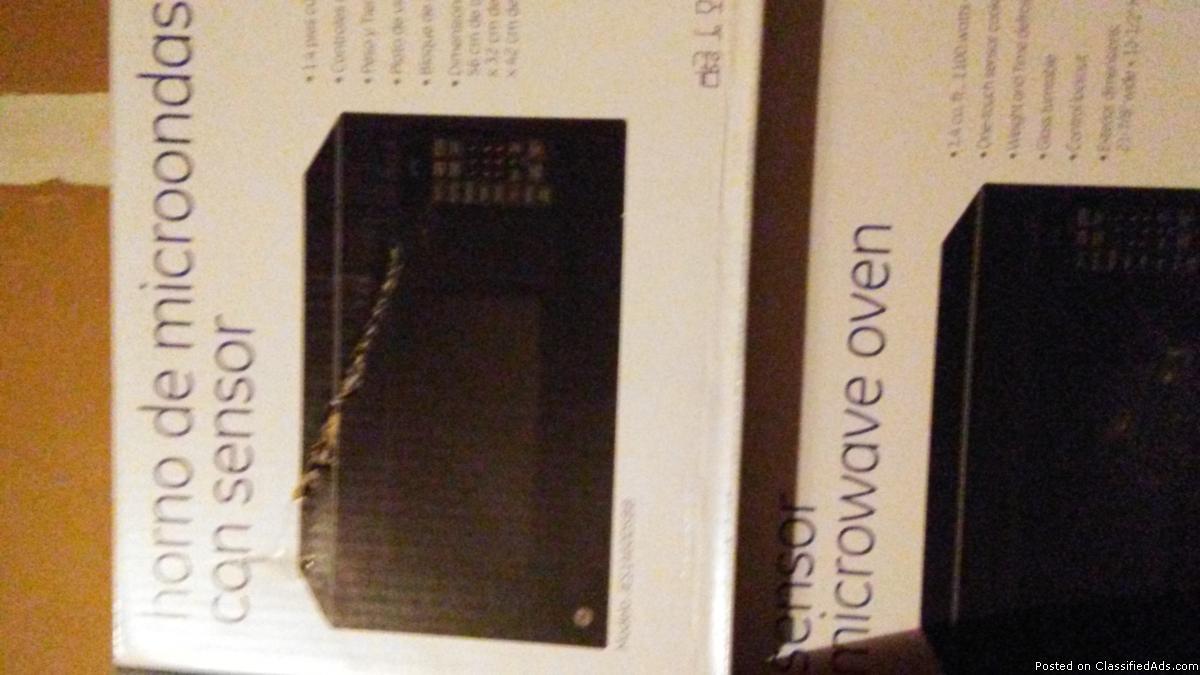 GE Sensor Microwave
