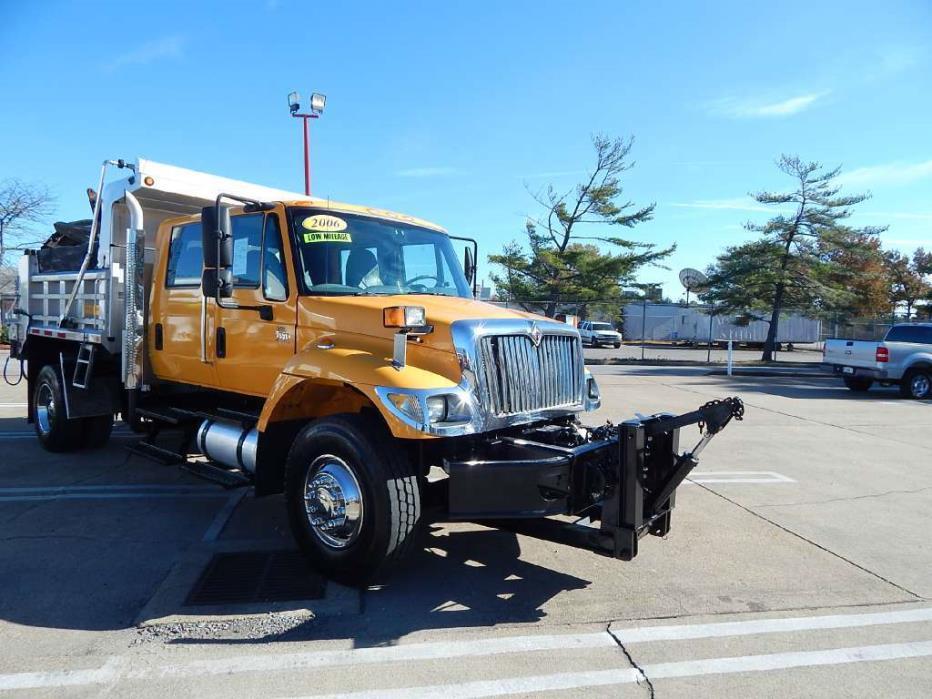 2006 International Workstar 7400  Dump Truck