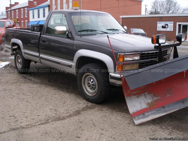1993 Chevrolet C K 2500 Cars For Sale