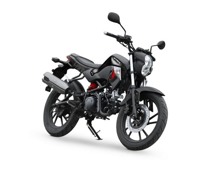 kymco k pipe 125 motorcycles for sale in california