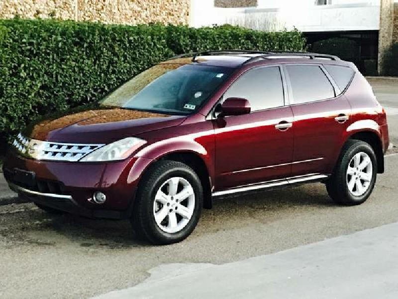 Nissan Murano 2007 Cars For Sale