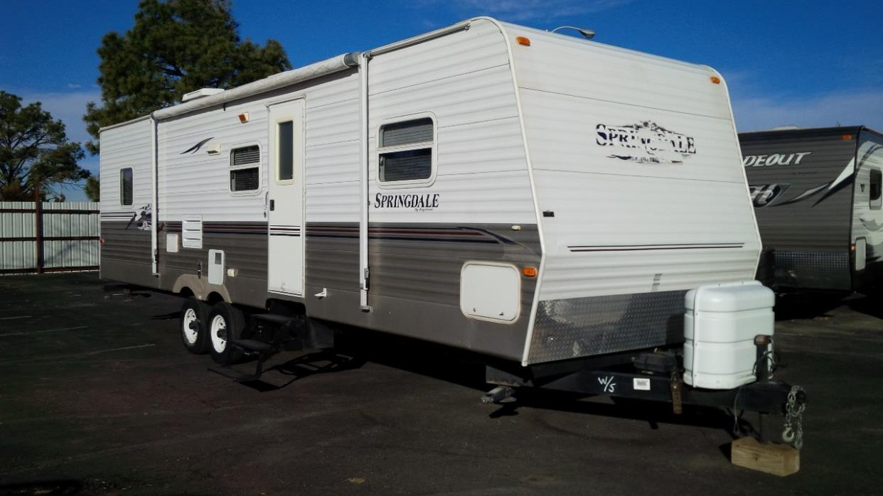 2007 Keystone Springdale Rvs For Sale