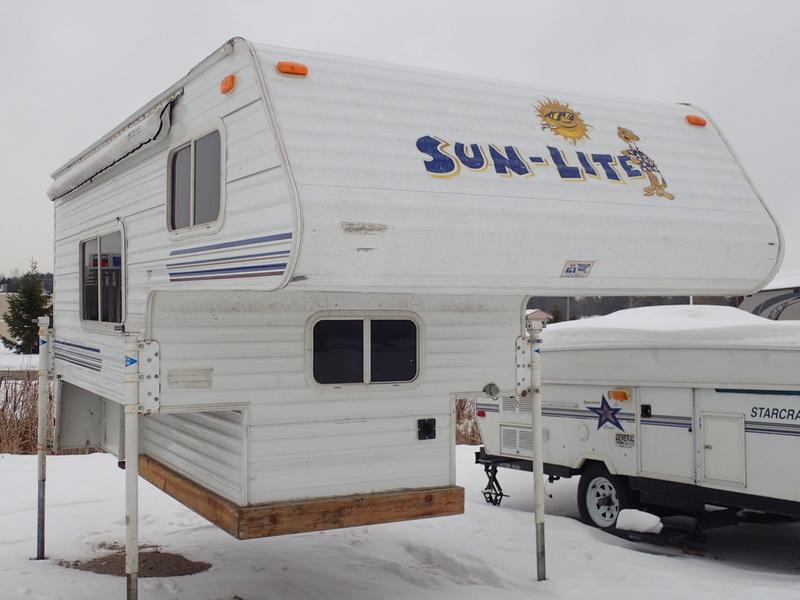 2007 Sun Valley 850SE