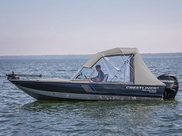2016 Crestliner Fish Hawk 1750 WT