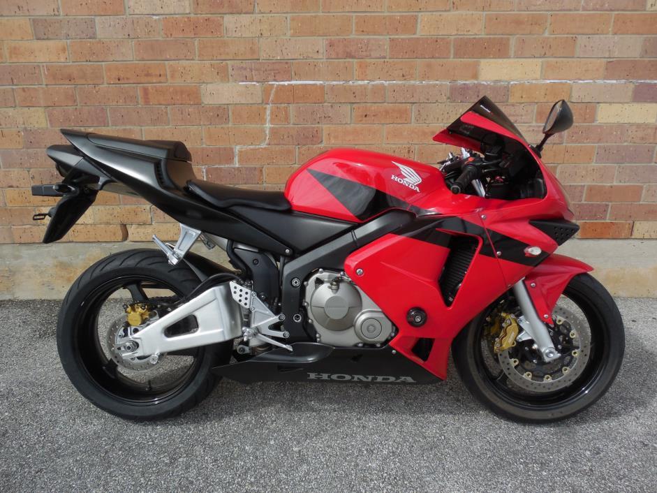 Honda Cbr 600 Rr Motorcycles For Sale In San Antonio Texas