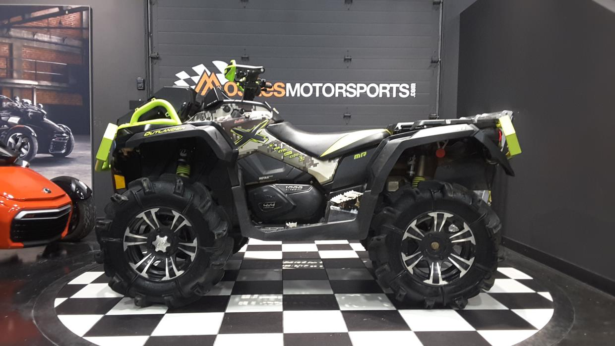 Can Am Xmr 1000 For Sale >> Can Am Outlander 1000 Xmr motorcycles for sale