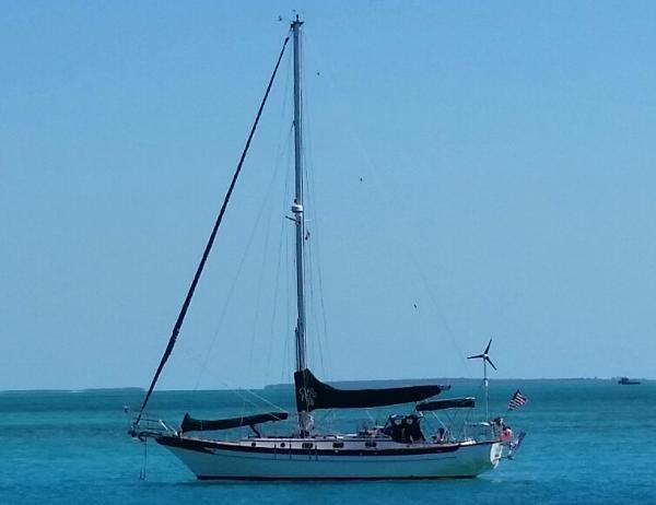 1988 Cabo Rico 38