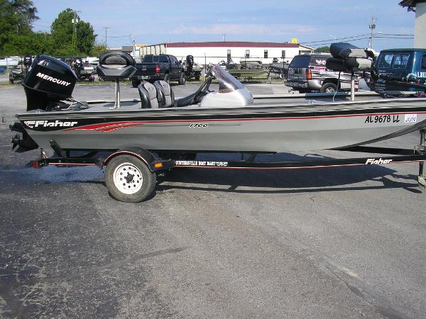 2007 Fisher 1700