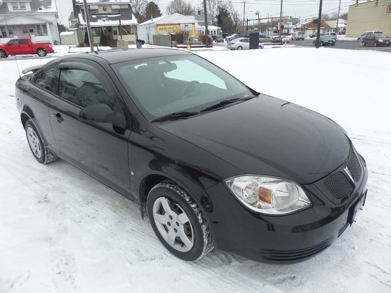 2009 Pontiac G5 Base 2dr Coupe
