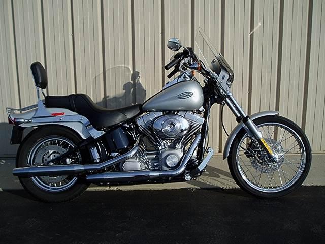 2005  Harley-Davidson  FXST/FXSTI Softail Standard