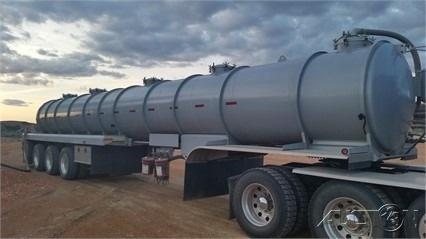 2015 Columbia CT 185 BBL Vac Tanker For Sale in Eureka, Montana  59917