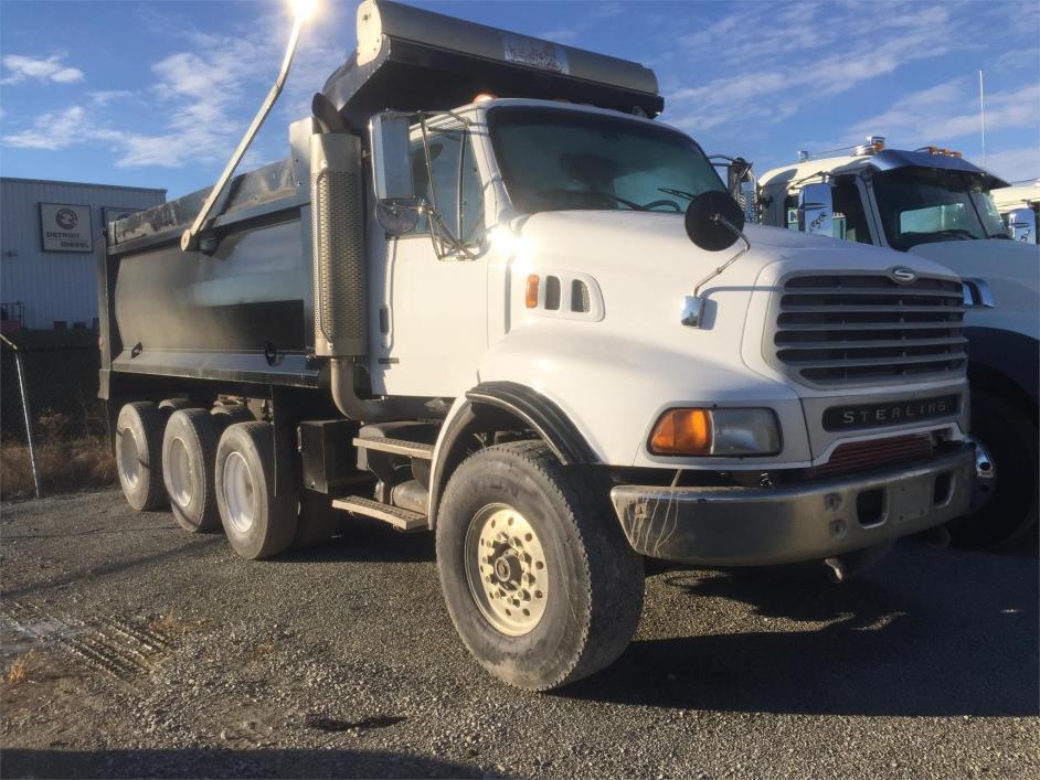 2007 Sterling L9513 Dump Truck