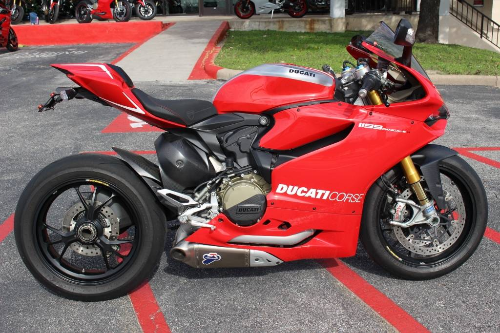 ducati panigale r motorcycles for sale in texas. Black Bedroom Furniture Sets. Home Design Ideas