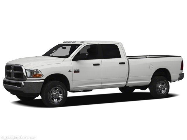2011 Ram 3500  Pickup Truck