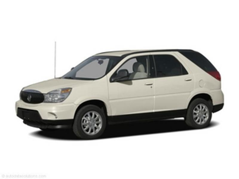 2007 buick rendezvous cx cars for sale. Black Bedroom Furniture Sets. Home Design Ideas
