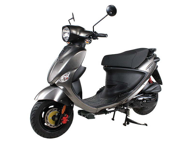 2014 Genuine Scooter Company ROUGHHOUSE 50