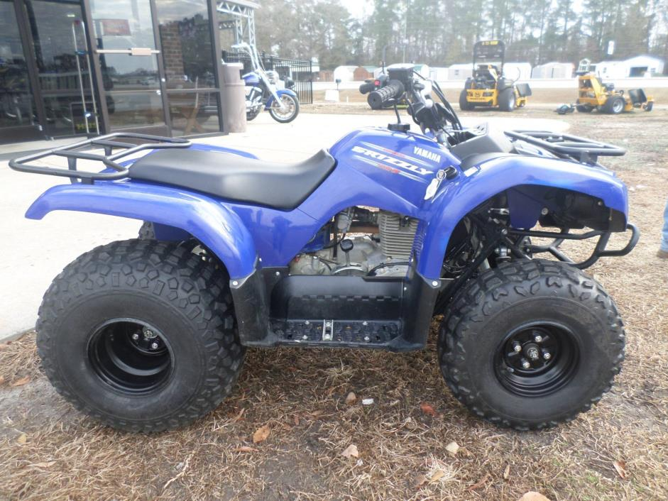 Yamaha grizzly 125 automatic motorcycles for sale for Yamaha grizzly for sale craigslist