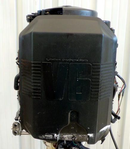 1992 EVINRUDE 175hp Powerhead 1992 V6 Looper, 1