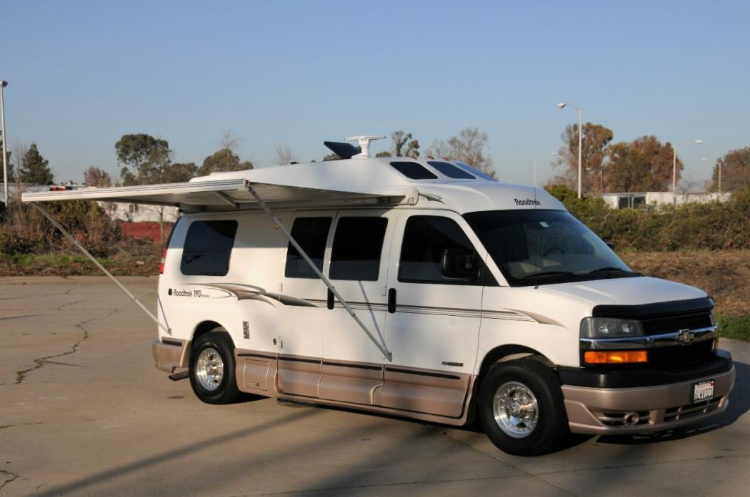 2006 Roadtrek 190 POPULAR