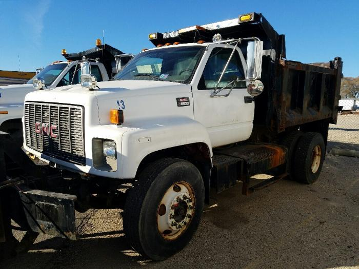 Gmc C7500 cars for sale in Illinois