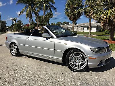 2006 BMW 3-Series 330Ci CONVERTIBLE ! HEATED SEATS ! SPORT PKG ! 2006 BMW 330Ci CONVERTIBLE ! BLACK INTERIOR ! HEATED SEATS ! SPORT / PREMIUM PKG