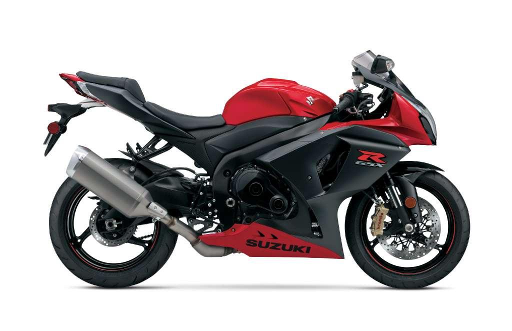2016  Suzuki Motor of America Inc.  GSX-R1000