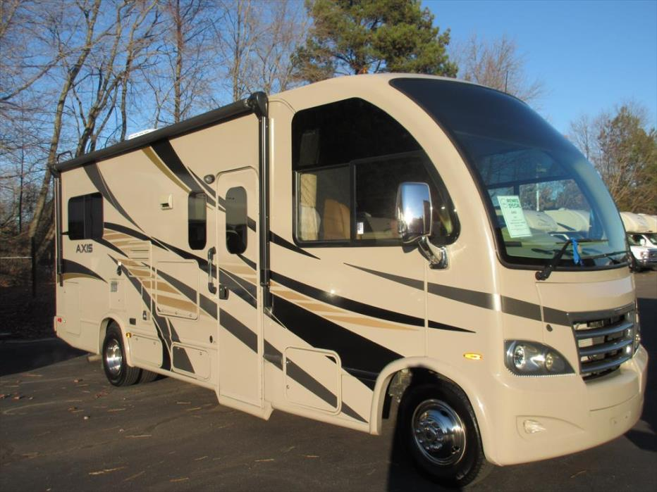 Thor motor coach axis 24 1 rvs for sale for Thor motor coach axis