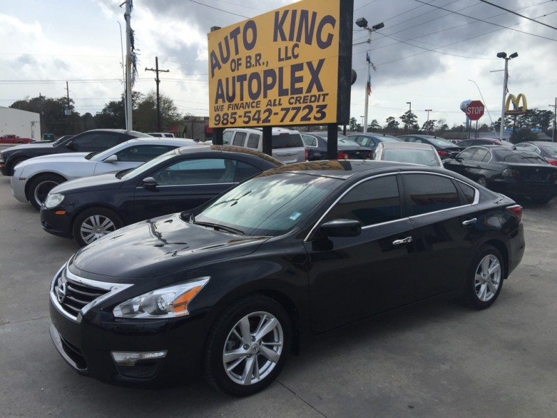 2014 Nissan Altima 4dr Sdn I4 2.5 WE FINANCE ALL CREDIT GURANTEED