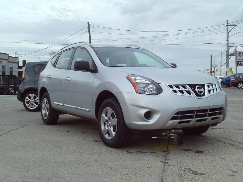 2015 Nissan Rogue Select S AWD 4dr Crossover